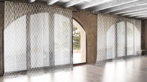 záclony a textílie Castello Del Barro