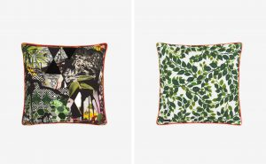 záclony a textílie Christian Lacroix