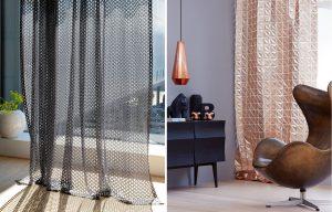záclony a textílie Créeation Baumann