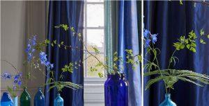 záclony a textílie Designers Guild